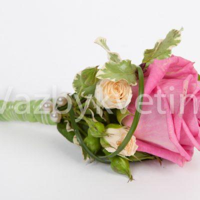 Klopa růže a růžíčky