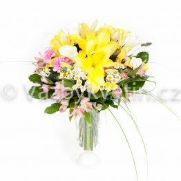 Květinové pohlazení