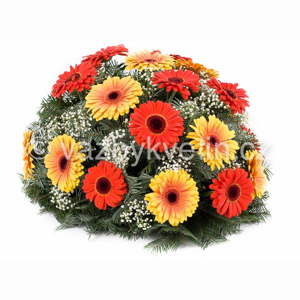 kp4-kytice-na-polozeni-barevne-gerbery-zlute-a-oranzove