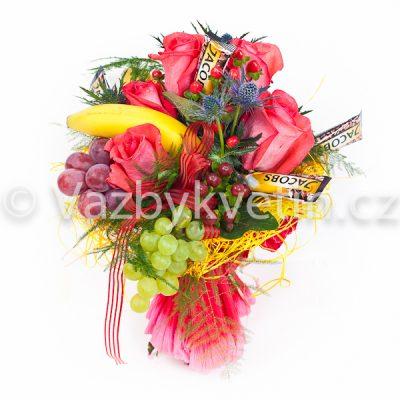 Kytice s ovocem