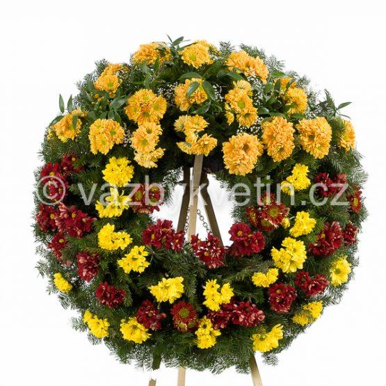 v2d-smutecni-venec-barevne-kopretinove-chryzantemy-oranzove